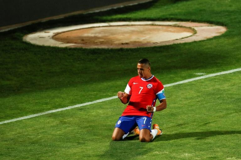 Sanchez has been the subject of a dispute between Chile coach Rueda and Inter Milan