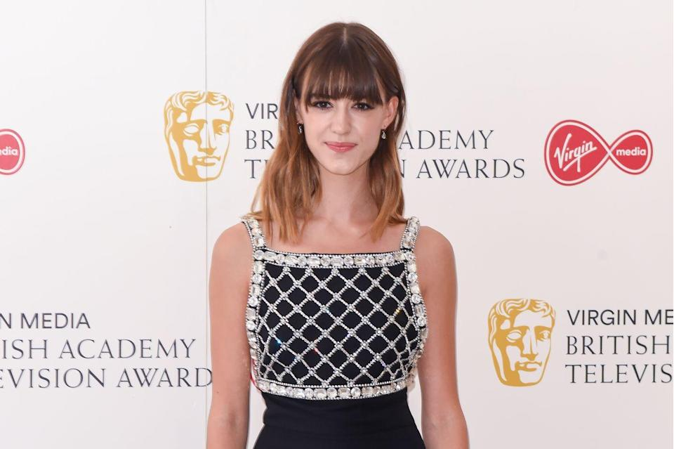 <p>Falling somewhere between a blunt bang and a wispy bang, it's clear why Daisy Edgar-Jones' style became a sensation following her breakout role in Normal People. </p>
