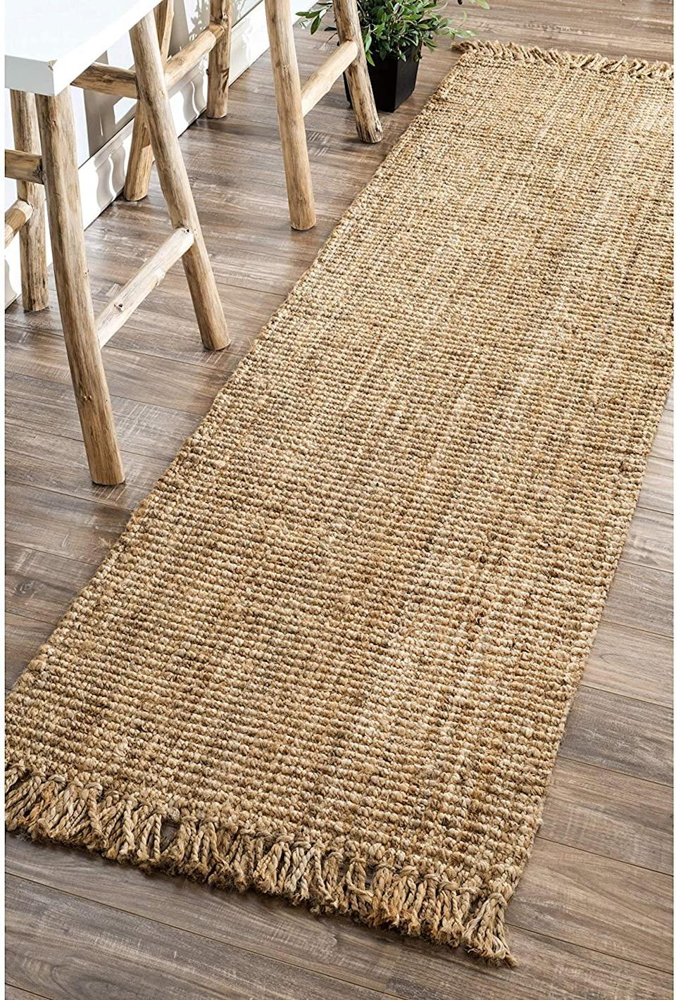 nuLOOM hand woven rug, area rugs