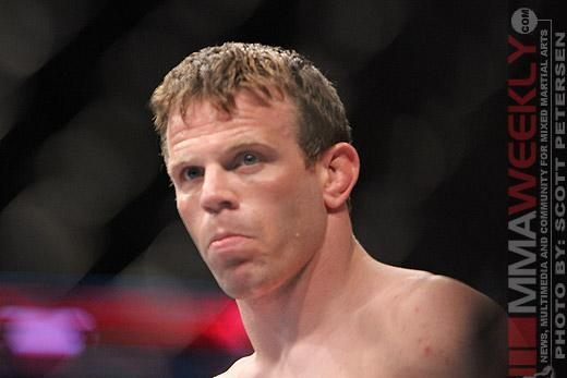 Dennis Hallman Becomes Jon Fitch's Fourth, and Hopefully Final, WSOF 11 Opponent