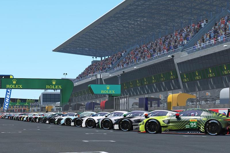 Virtual Le Mans 24 Hours announced