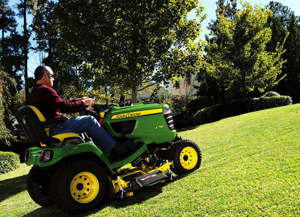 Lawn Tractor Body : Mowing mistakes everyone makes