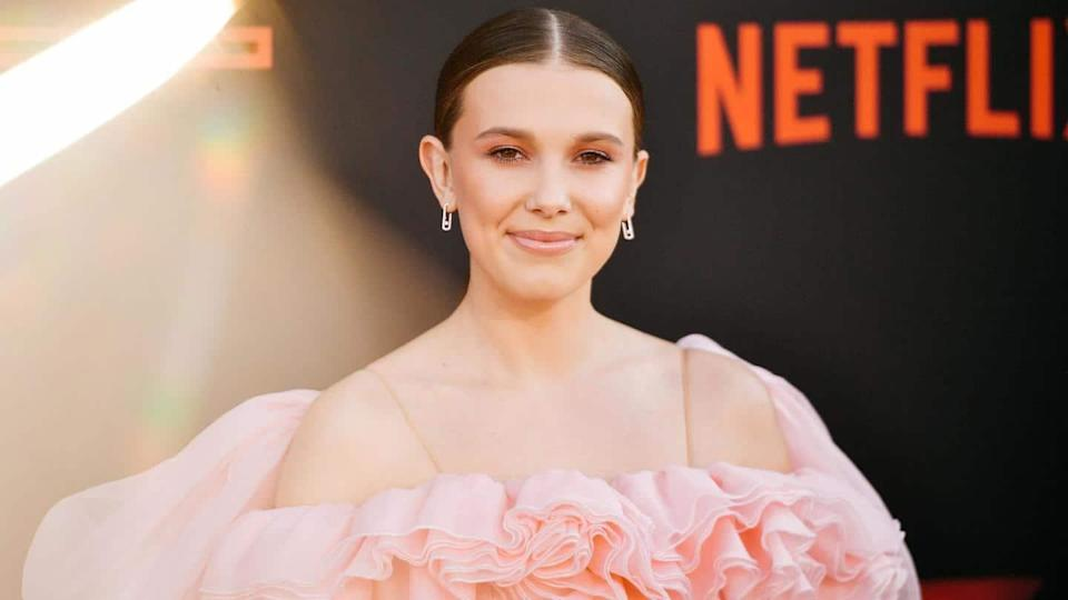 Millie Bobby Brown is the highest-paid actor under 18