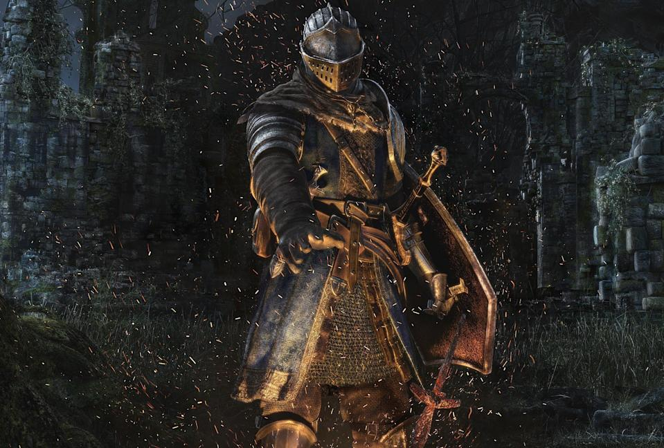 'Dark Souls Remastered' is coming to the Nintendo Switch. But be careful when playing in mobile mode, because throwing your controller means throwing the entire console.