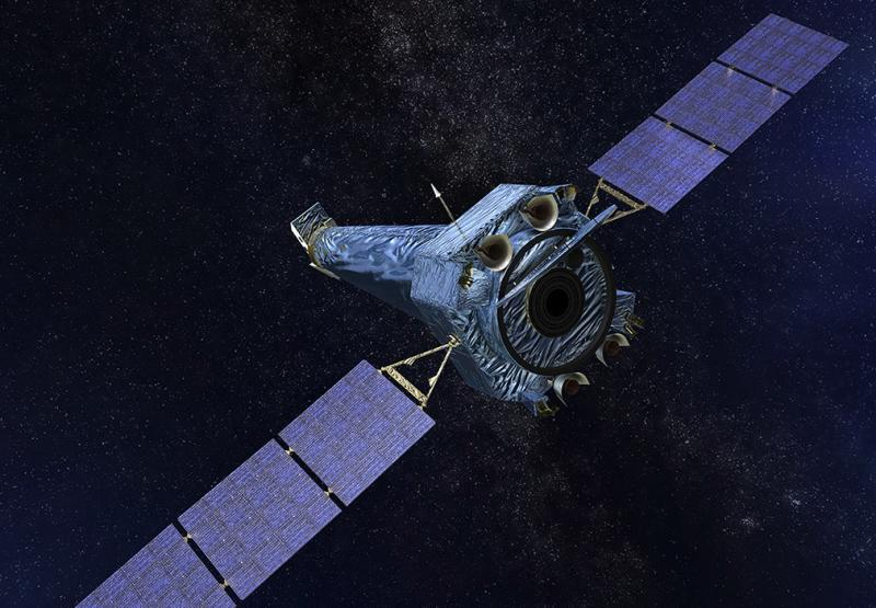 NASA's Chandra X-Ray Observatory Back in Action