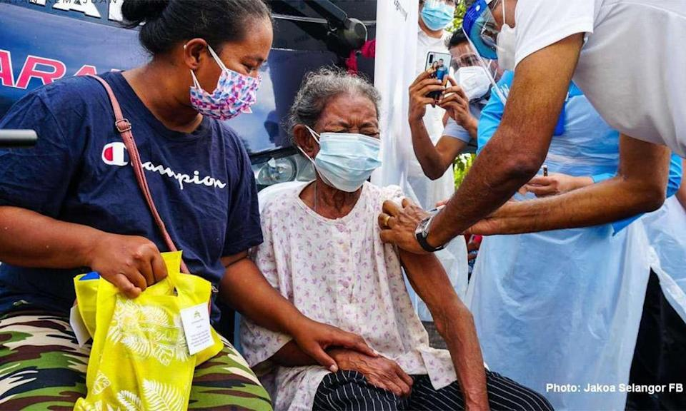 'By Orang Asli for Orang Asli' video contest to allay vaccination fears