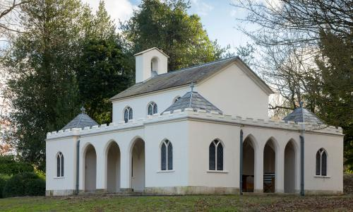 Utterly butterly: Kent's Cobham Dairy, a digital detox for the contentedly idle