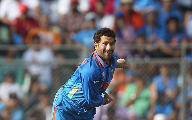 Sachin Tendulkar picked up 154 wickets in ODIs, more than some greats of the game