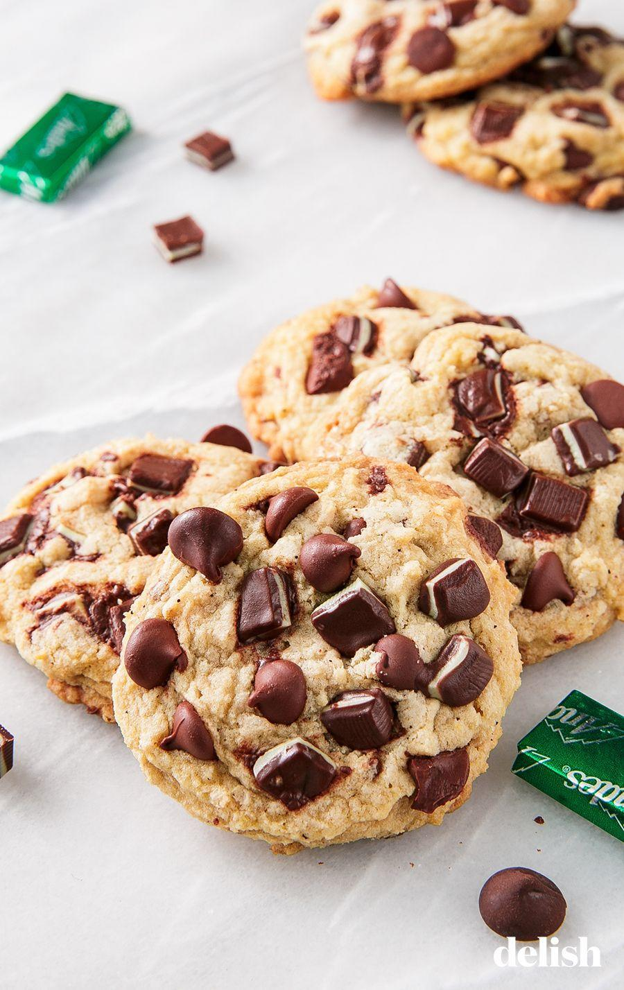 """<p>Smell ya later, thin mints.</p><p>Get the recipe from <a href=""""https://www.delish.com/holiday-recipes/christmas/a25440155/andes-chip-cookies-recipe/"""" rel=""""nofollow noopener"""" target=""""_blank"""" data-ylk=""""slk:Delish"""" class=""""link rapid-noclick-resp"""">Delish</a>.</p>"""