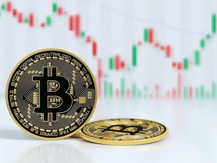 Bitcoin is experiencing a strong price recovery at the start of October 2021 amid positive news in the crypto space (Getty Images)