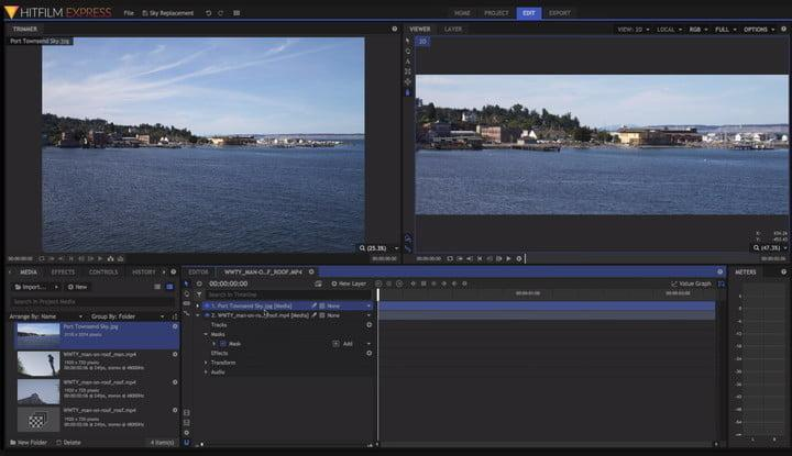 The best free video-editing software for 2019