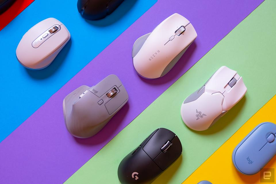 Mouse buyer's guide.