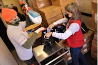 """<p>As the pandemic rages on, more and more people are in need of help this holiday season. Whether you volunteer virtually or in person (masked and distanced), Thanksgiving is always the perfect time to give back. </p><p><strong>More: </strong><a href=""""https://www.townandcountrymag.com/society/g28759639/where-to-volunteer-on-thanksgiving-nyc/"""" rel=""""nofollow noopener"""" target=""""_blank"""" data-ylk=""""slk:Where to Volunteer on Thanksgiving in New York"""" class=""""link rapid-noclick-resp"""">Where to Volunteer on Thanksgiving in New York </a></p>"""