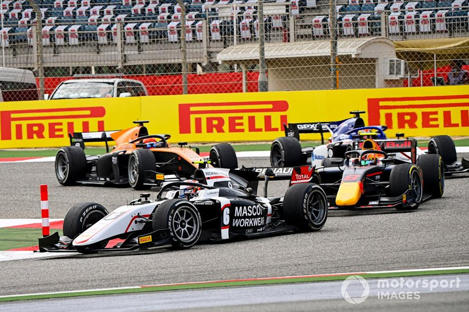 "Christian Lundgaard, ART Grand Prix y Jehan Daruvala, Carlin <span class=""copyright"">Mark Sutton / Motorsport Images</span>"