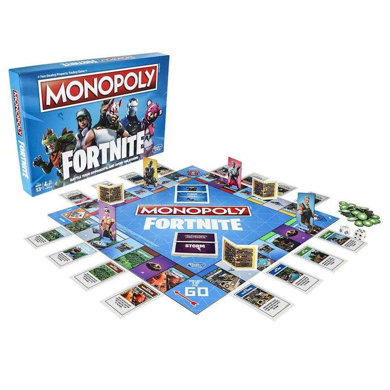 Step Aside, Screen Time: Fortnite Monopoly Is Here to Steal Game Night