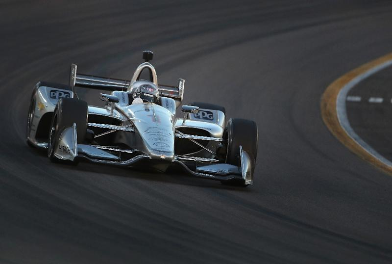 Joseph Newgarden wins in Alabama for 3rd time