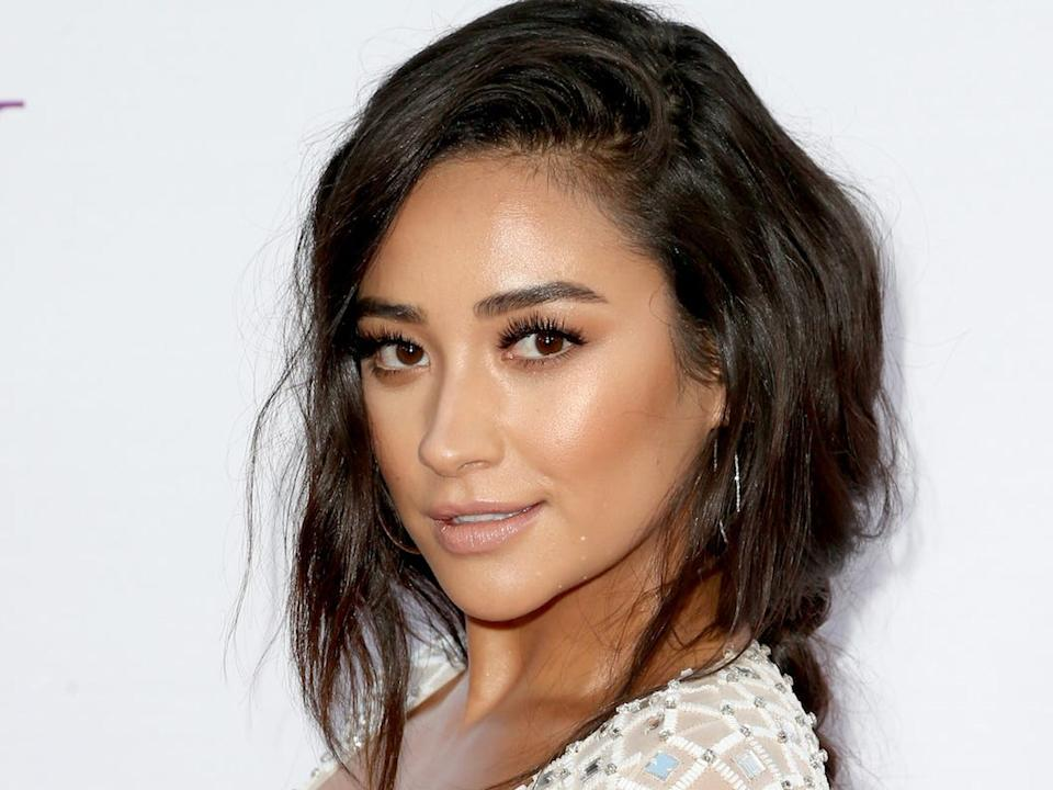 Shay Mitchell has a line of sparkling tequila drinks.