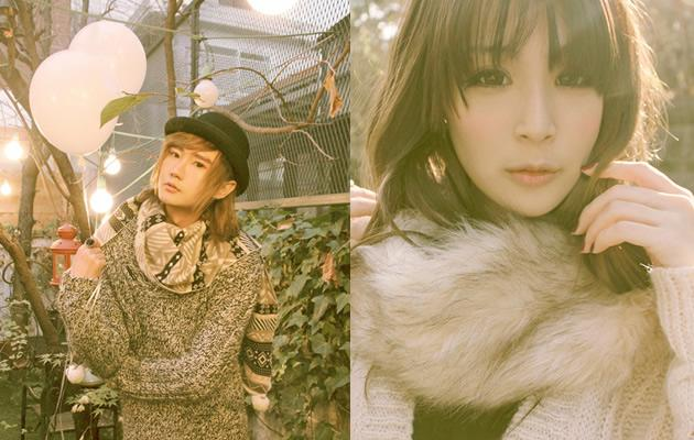 "Singaporean Ulzzangs Yutaki and Miyake have been gaining adoring fans and followers for their ""ulzzang"" looks (Photo courtesy of Yutaki)"