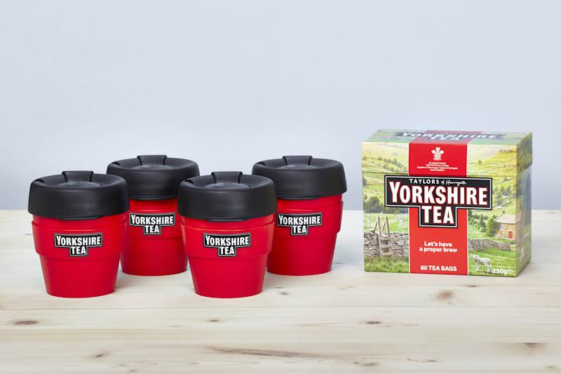<p>The tea-maker apologised to despairing customers.</p>