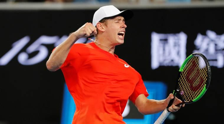Alex de Minaur, Adelaide International, Melbourne Park, Alexander Zverev, Denis Shapovalov, Australian, Australian open, Sports, Tennis, Latest News, Indian Express