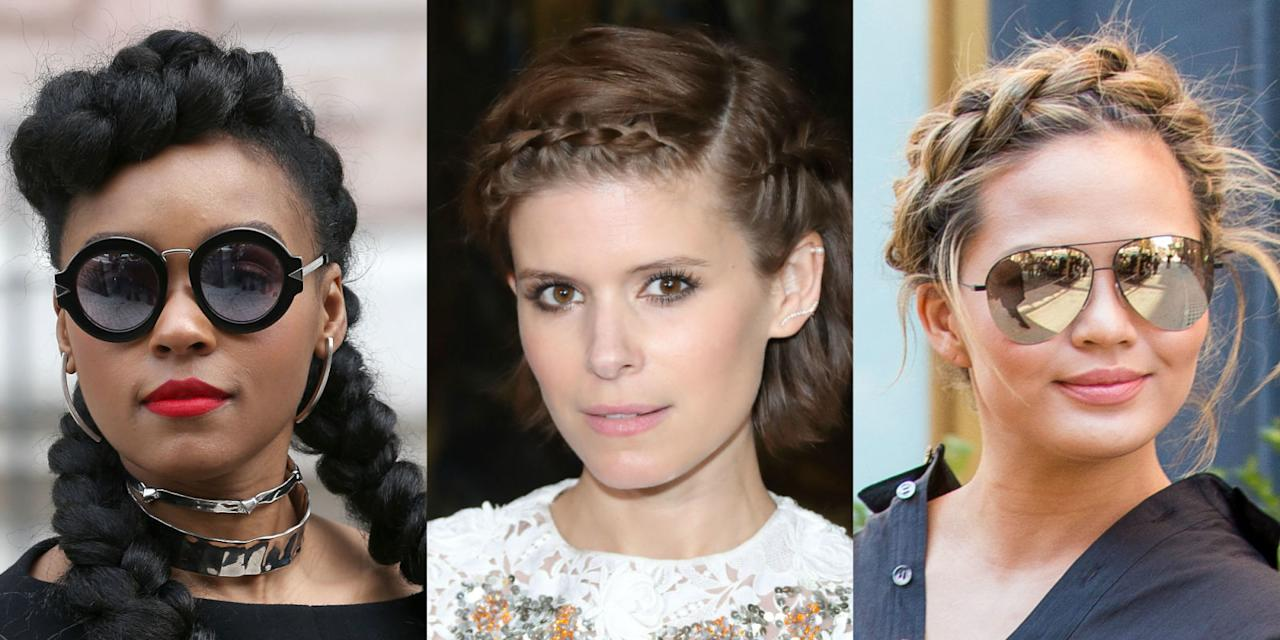 """<p><a rel=""""nofollow"""" href=""""http://www.elle.com/beauty/hair/videos/a37181/how-to-spiral-braid/"""">Some braids are best left to the pros</a> and others are worth enlisting that one friend who knows how to french braid (we all <em></em>only<em> </em><span>have</span><em> </em><span><em>one</em></span>)–<span>these fall under both categories</span>. These celebrity braids are all the fall hair inspiration you need, plus there's something for every hair type.</p><p><span></span></p>"""