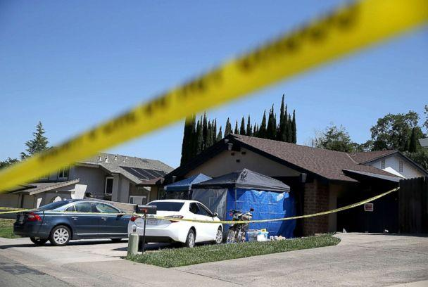 PHOTO: A view of the home of accused rapist and killer Joseph James DeAngelo is pictured on April 24, 2018 in Citrus Heights, Calif. (Justin Sullivan/Getty Images)