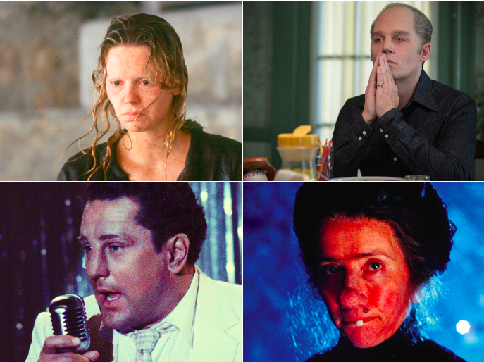 15 actors who were almost unrecognisable in their roles