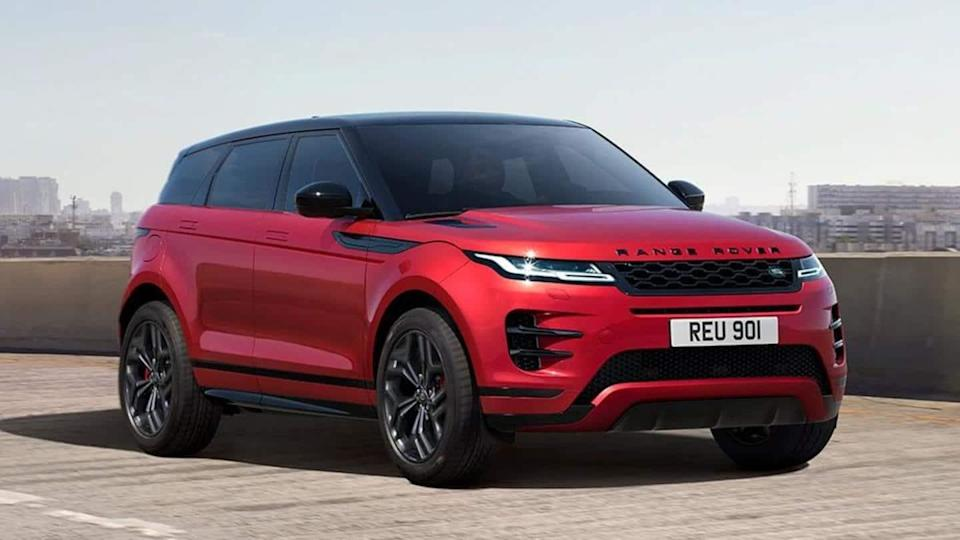 Range Rover Evoque HST, with a 300hp petrol engine, launched