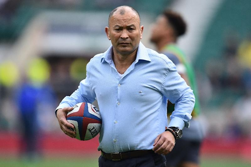 Eddie Jones has made it clear he wants England to dethrone the All Blacks by winning the 2019 World Cup in Japan