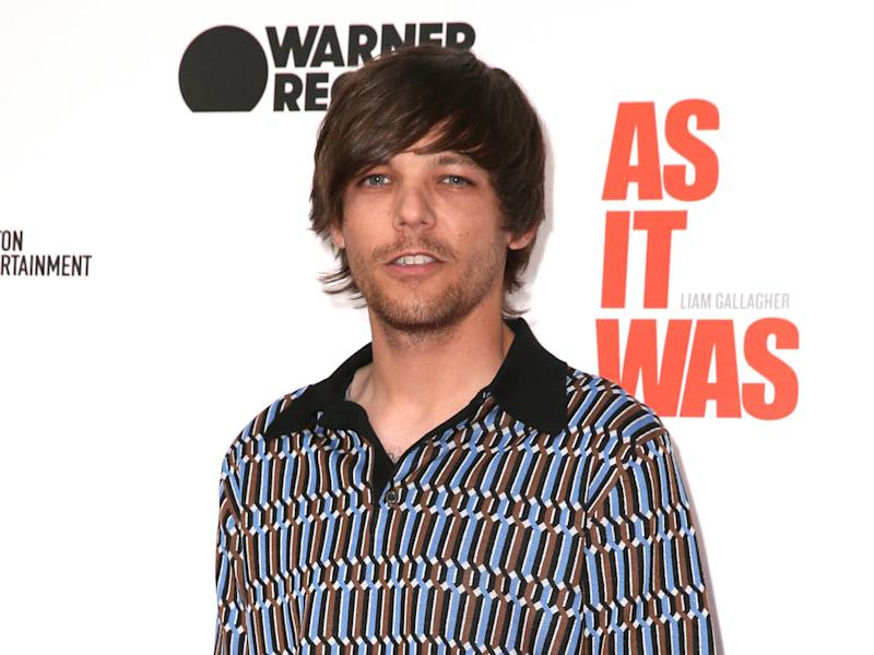 Louis Tomlinson addresses sister's death for first time