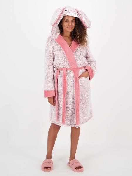Womens Easter Novelty Hood Gown, $28 from Best & Less. Photo: Best & Less.