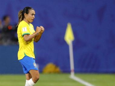 FIFA Women's World Cup 2019: 'Cry at beginning, smile at end' Marta makes emotional Brazil plea after exiting in last-16