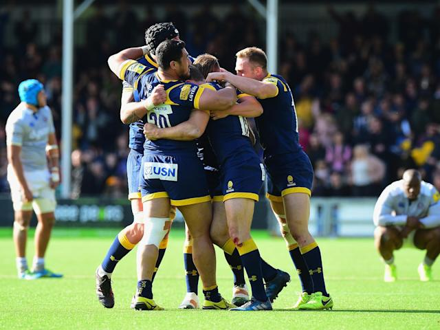 Worcester have moved closer to Premiership survival: Getty