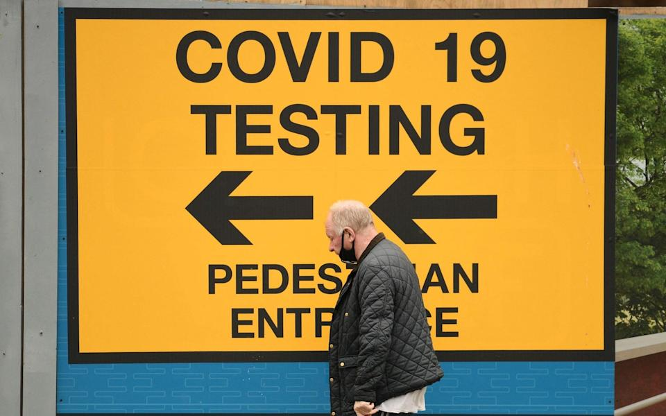 Evidence suggests natural resistance to Covid after an infection could last years - Oli Scarff/AFP via Getty Images
