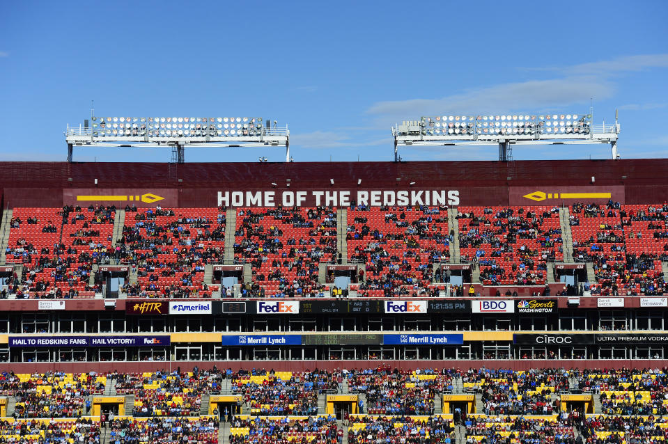 FedEx Field will likely be replaced in 2027. (Photo by Patrick McDermott/Getty Images)