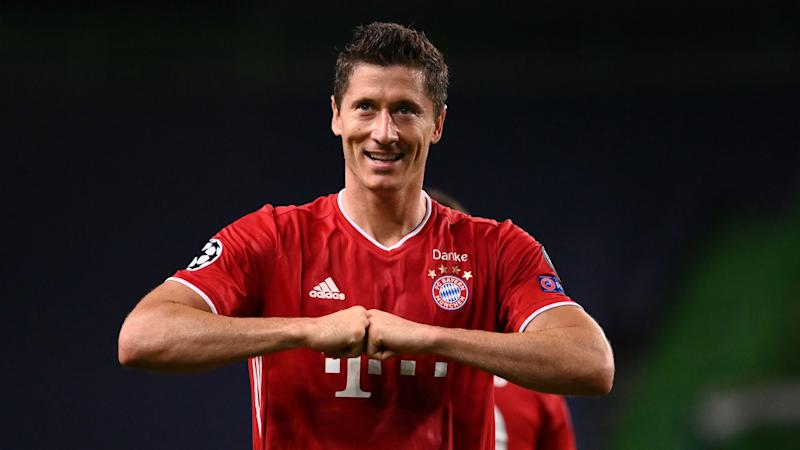 Lewandowski could still be playing at 40