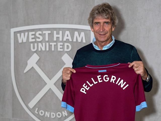 Manuel Pellegrini named new West Ham manager on £10m-per-year salary