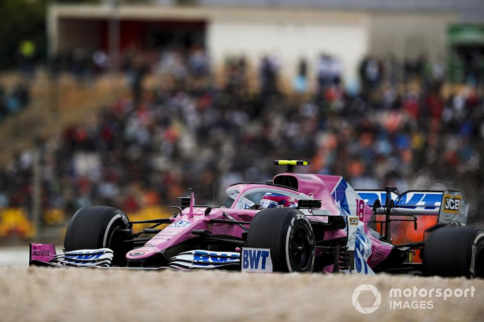 "Lance Stroll, Racing Point RP20<span class=""copyright"">Sam Bloxham / Motorsport Images</span>"