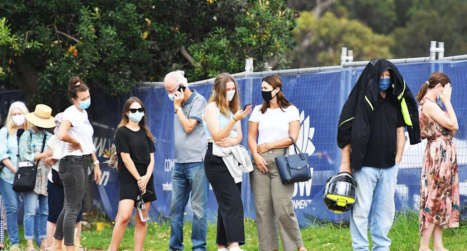 Experts are calling for the Northern Beaches to be shut off from the rest of Sydney. Source: