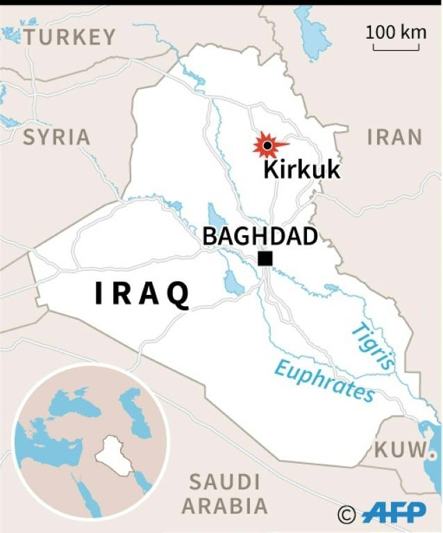 Rocket attack hits northern Iraq base hosting United States  troops