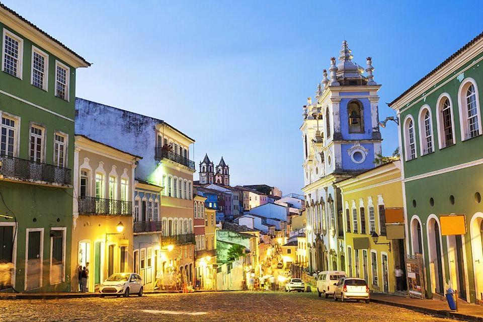 "<p>""Salvador is the capital of Brazil's north-eastern state of Bahia and is 29% more affordable to stay in December when compared with its most expensive month, making it an even more appealing holiday destination"", <a href=""https://www.booking.com/hotel/br/farol-barra-flat-salvador3.en-gb.html"" rel=""nofollow noopener"" target=""_blank"" data-ylk=""slk:Booking.com"" class=""link rapid-noclick-resp"">Booking.com</a> say. ""Salvador has something for everyone as it's home to gorgeous coastlines, eclectic cuisine, and the biggest carnival in the world. Top endorsements for visiting Salvador are culture, beaches and culturally diverse food.""</p>"