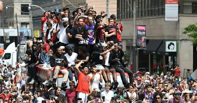 The Dos and Don'ts of the new defending champion Toronto Raptors fandom