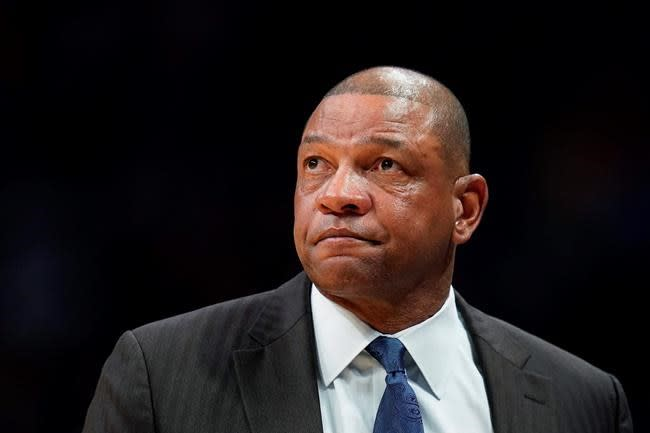 Rivers runs through it? 76ers count on championship with Doc