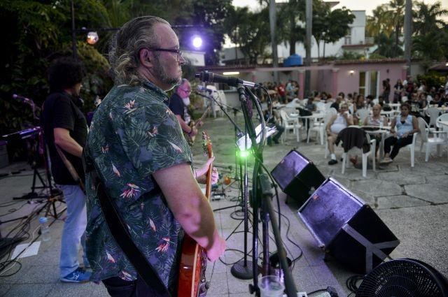 Cuba's aging rockers finally earn their due