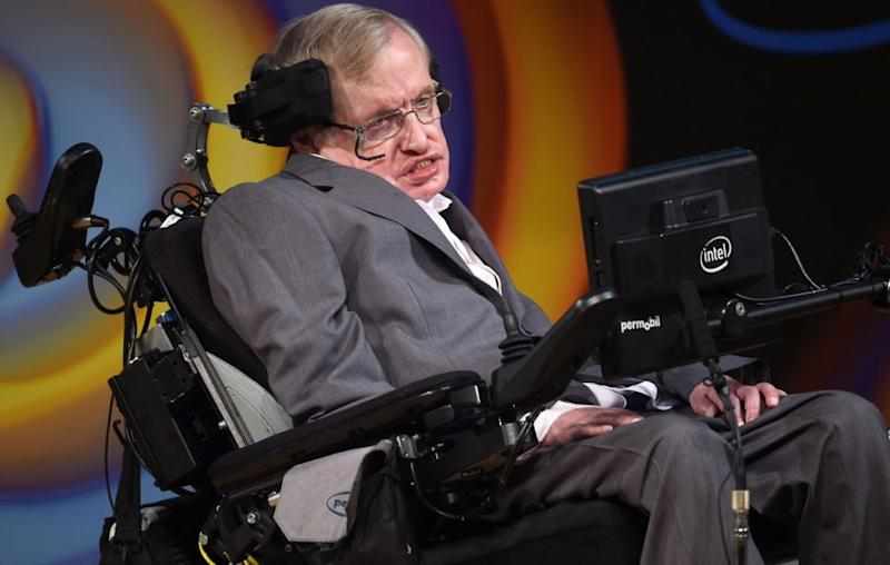 On Wednesday it was announced that Hawking had passed away, after complications due to amyotrophic lateral sclerosis, a progressive neurodegenerative disease. Source: Getty
