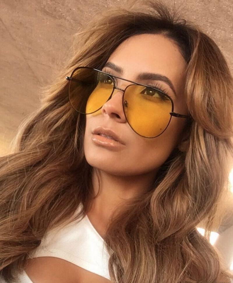 83a433ec33 Desi Perkins s new Sahara sunglasses collection with Quay Australia is  giving us heart-eyes