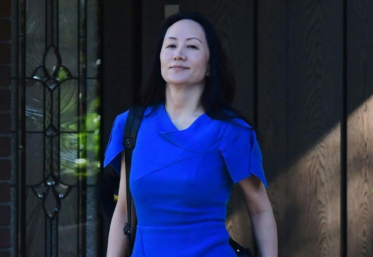 Huawei CFO Meng Wanzhou's nearly three-year fight against extradition to the United States has ended -- but what comes next? (AFP/Don MacKinnon)