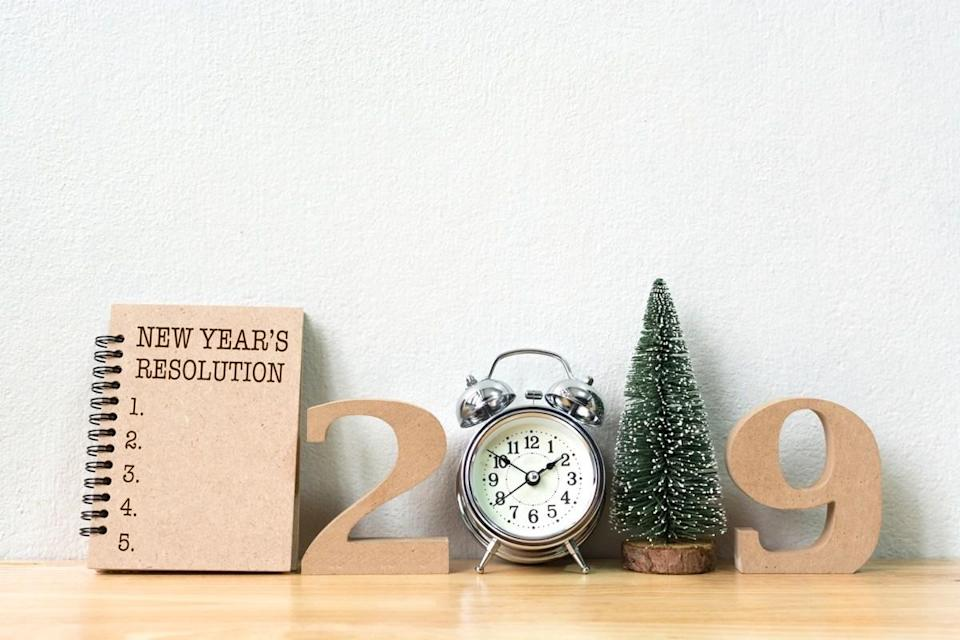 """<span>Self-improvement is a long-term commitment, and despite what you might be pushed to believe this season, it doesn't always start with a New Year's resolution. In fact,</span> the one resolution you might want to make is to stop lying to yourself about the need for one. The promises and pledges we make to ourselves in January are often unrealistic, and there are certain <a href=""""https://bestlifeonline.com/resolutions-that-fail/?utm_source=yahoo-news&utm_medium=feed&utm_campaign=yahoo-feed"""" rel=""""nofollow noopener"""" target=""""_blank"""" data-ylk=""""slk:resolutions that always fail"""" class=""""link rapid-noclick-resp"""">resolutions that always fail</a>. If you want to change your ways, you can do so at any time."""