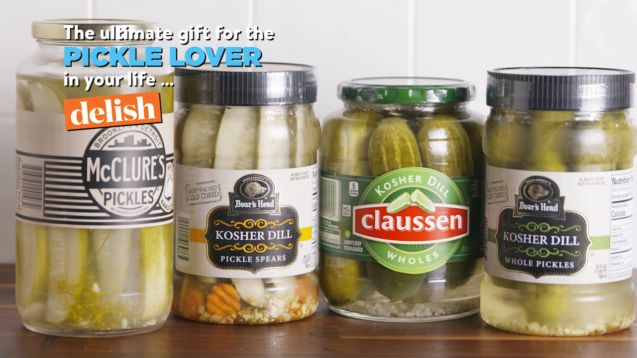 This yodeling pickle will be the hit of your white elephant party. Trust.