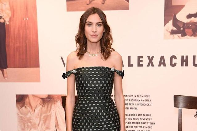 2dd09bbc2dcf Alexa Chung has revealed on Instagram that she suffers from endometriosis,  adding that she thinks
